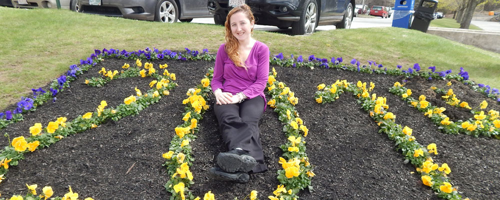 In May 2013 Kelsey Terry became the new NECC Student Trustee.