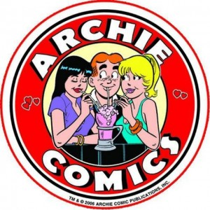 archie comics copy