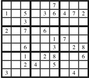 sudoku issue 4