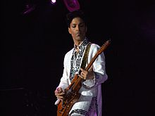 Prince at Coachella 2008