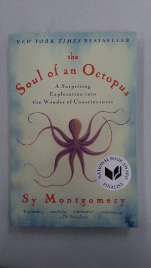 "Sy Montgomery's new book ""Soul of an Octopus"""
